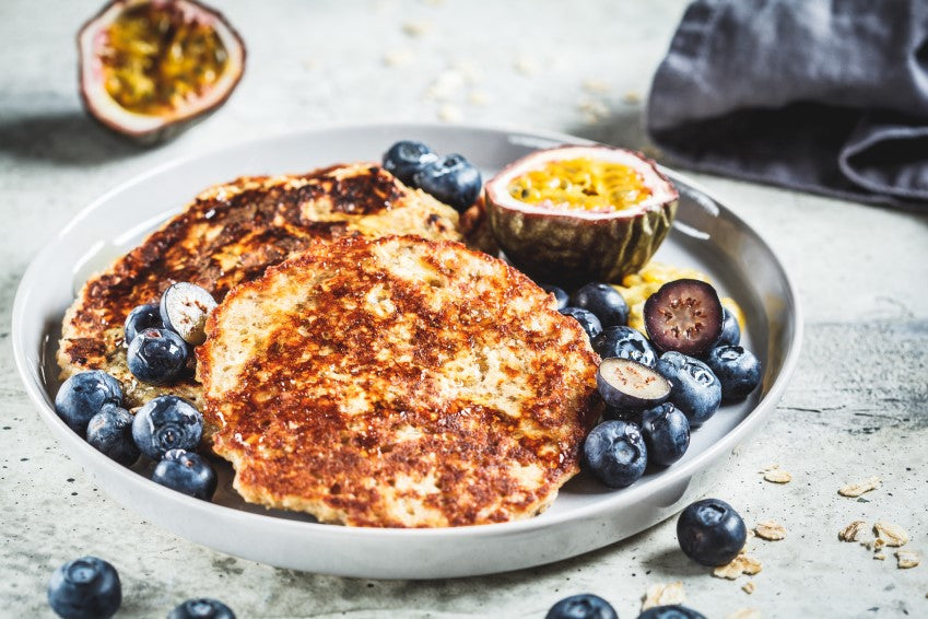 Grass-Fed All In One Whey Protein Pancakes