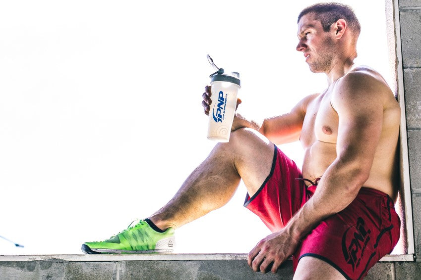 Muscle Cleansing Post Workout Supplements N-Acetyl Cysteine CrossFit