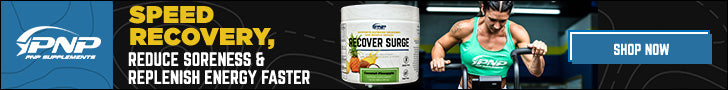 PNP Supplements Female CrossFit Athlete With Best Recovery Supplements