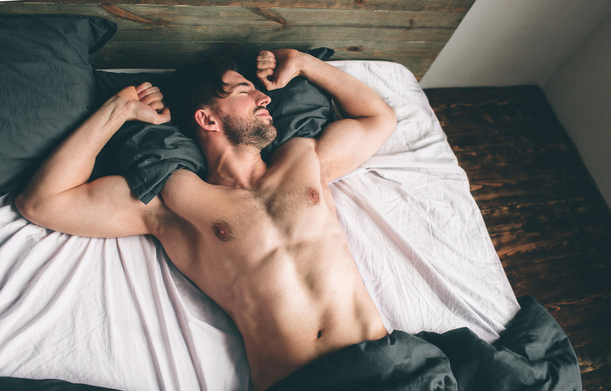 Sleeping Practices For Optimizing Testosterone