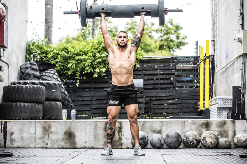 The Best Pre & Intra WOD Ingredients For CrossFit
