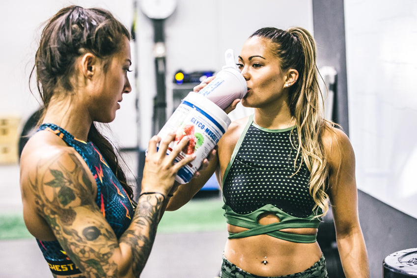 The Best Pre & Intra Workout Ingredients For CrossFit Caffeine Glycogen Replenishment