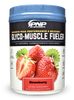 Glyco-Muscle Fueler Strawberry carbohydrate supplement powder