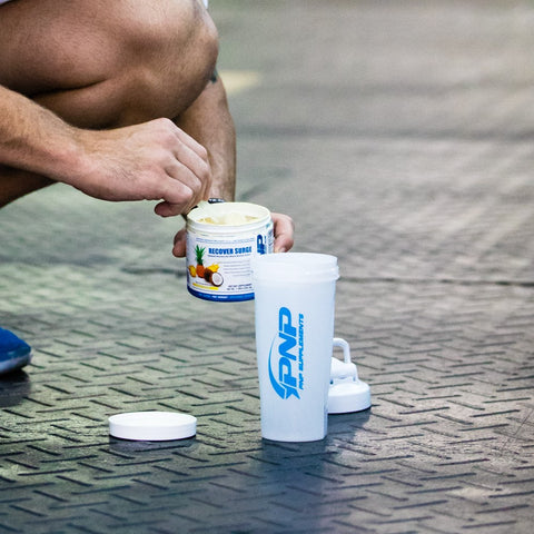 Image of Supplement Shaker Bottle