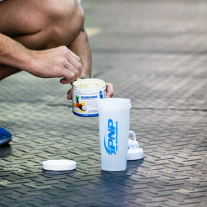 Supplement Shaker Bottle