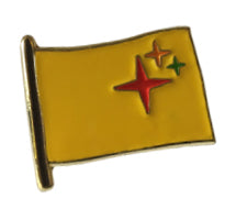 Connection flag Pin