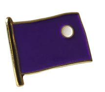 Focus flag Pin
