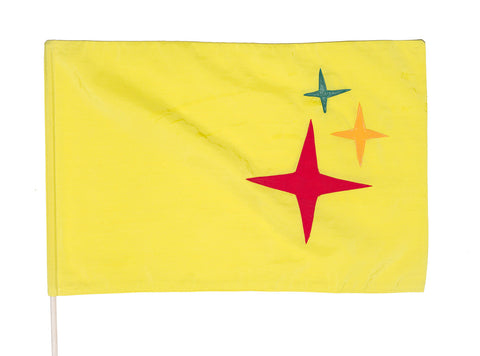 Connection flag