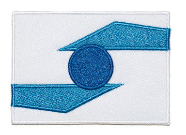 Balance flag Patch