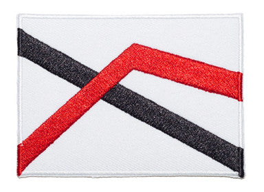 Courage flag Patch