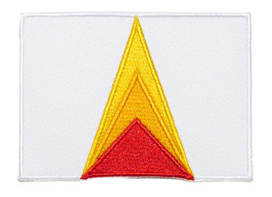 Inner Peace flag Patch