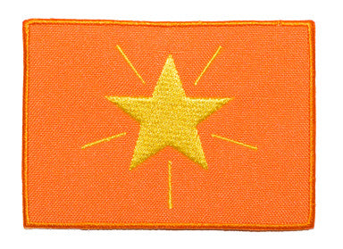 Joy flag Patch