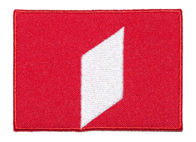 Love flag Patch