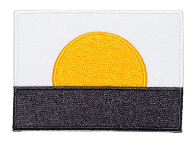 New Beginning flag Patch
