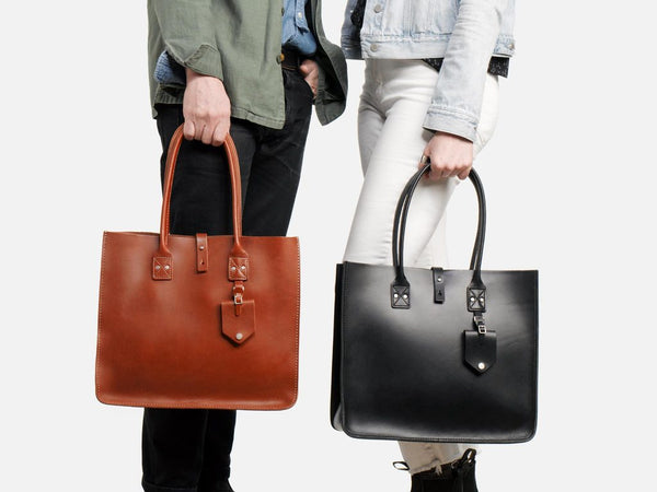 No. 235 Leather Tote