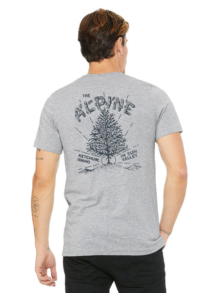 Series 1 Historic Ketchum Tees - The Alpine | Unisex