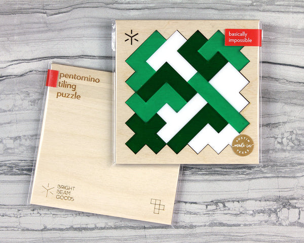 Pentomino Tiling Puzzle