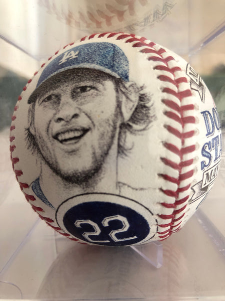 Clayton Kershaw #22