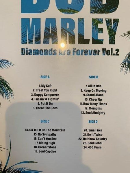Bob Marley - Diamonds Are Forever Vol 2