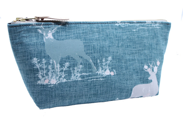 Elk Travel Clutch | Vintage Fabric - Independent Goods Exclusive