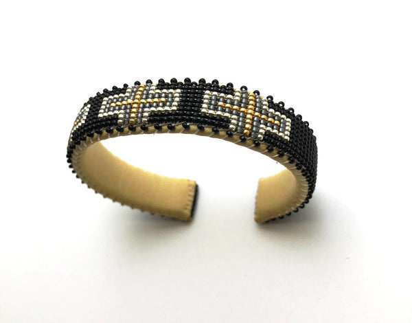 Cara Glass Cuff