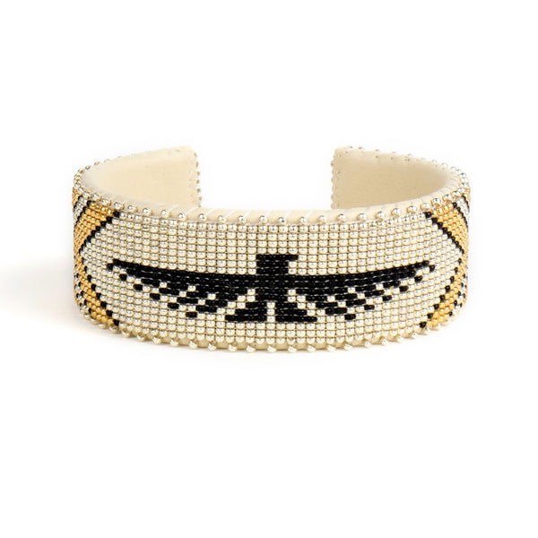 Tallulah Glass Cuff
