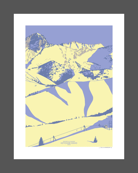 Ketchum Idaho Sports D'Hiver 2020 by Jack Weekes