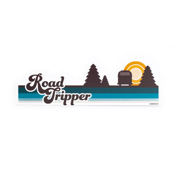 Road Tripper Bumper Sticker
