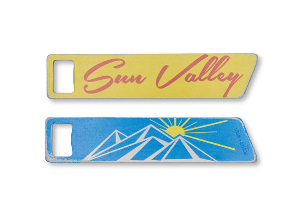 Sun Valley Bottle Opener