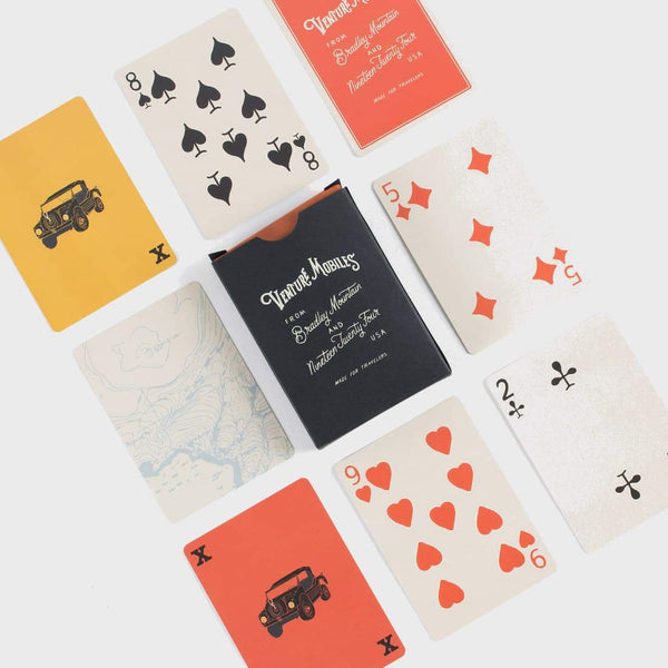 Venture Mobile Playing Cards