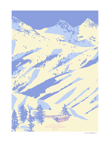 Ketchum Idaho Sports D'Hiver 2019 by Jack Weekes
