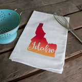 Idaho Tea Towel