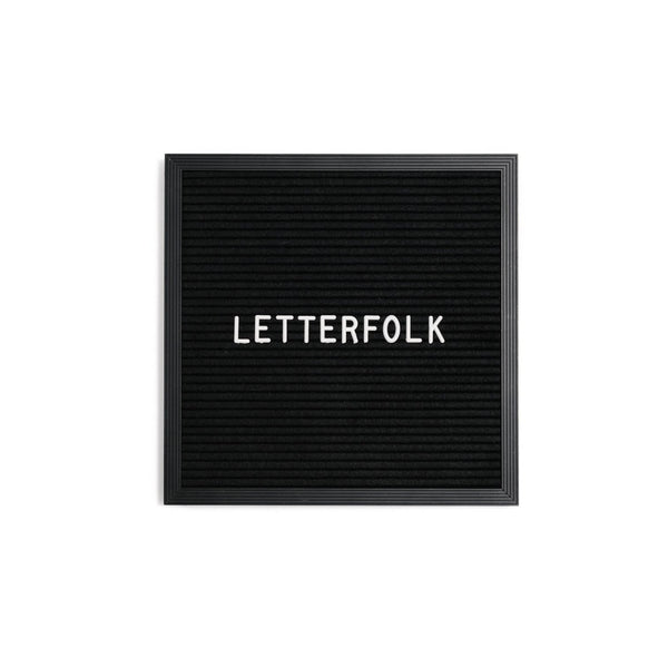Letter Board | Midnight