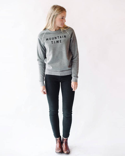 Mountain Time Sweatshirt