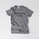 Mountain Time T-Shirt | Unisex