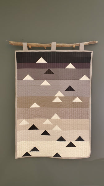 Wall Hanging - Mountain | Triangle