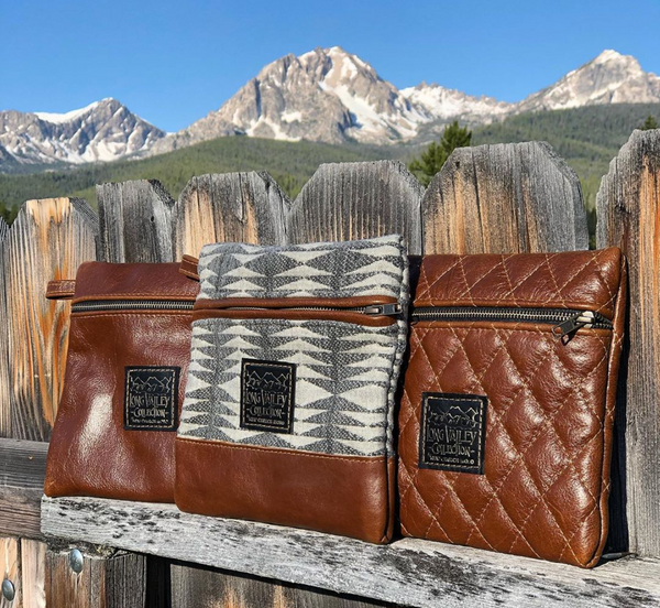 Long Valley Collection - Sawtooth Ditty Bag