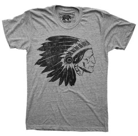 Chief Two Moons T-shirt