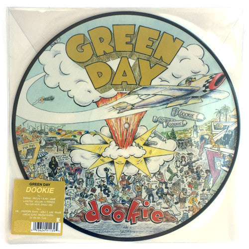 Green Day ‎– Dookie (Picture Disc)