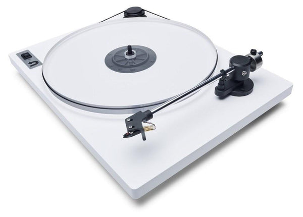 Orbit Plus Turntable | Black or White (without pre-amp)