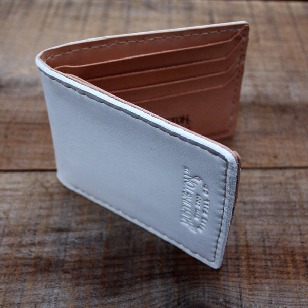 Baseball Leather Billfold