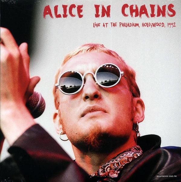 Alice In Chains ‎– Live At The Palladium, Hollywood, 1992
