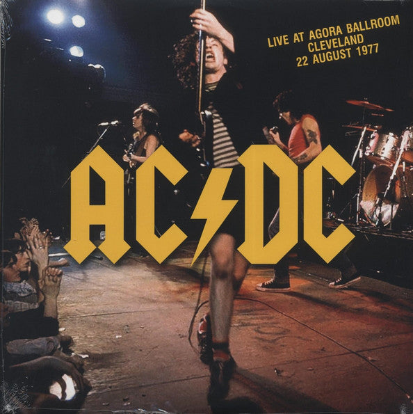 ACDC - Live At Agora Ballroom Cleveland 22 August 1977