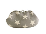 SUNGLASS CASE | CLUTCH PURSE - Stars