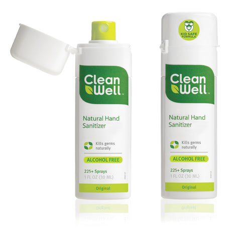 Clean Well - Hand Sanitizer