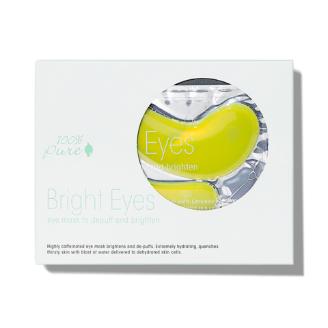 100% Pure - Bright Eyes Mask 5 Pack