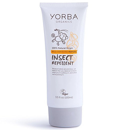 Yorba Organics Insect Repellent with Wild-Harvested Mafura