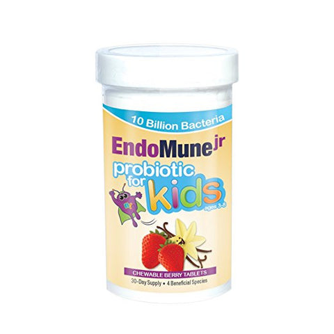EndoMune Jr. Probiotic for Kids