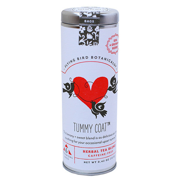 Flying Bird Botanicals Tummy Coat Tea