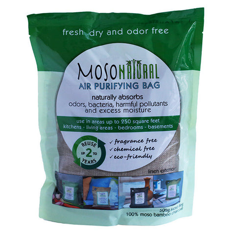 Air Purifying Bag - Allergen Reducer - Toxin remover - 500g